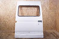 Дверь боковая правая белая (голая) б/у Рено  Мастер 2 7751469072
