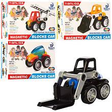 Конструктор магнітний Blocks car