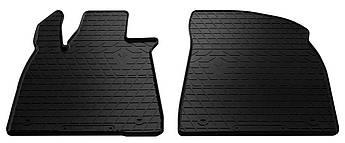 Коврики в салон резиновые передние для Lexus RX 2015- Stingray (2шт)