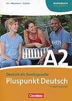 Pluspunkt Deutsch. Neue Ausgabe. Teilband 2 des Gesamtbandes 2. Kursbuch