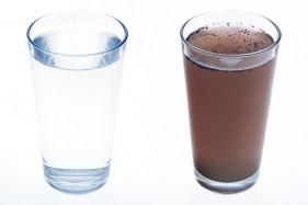 Проблема природных органических загрязнений в воде
