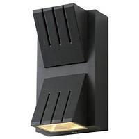 Фасадный светодиодный светильник 2*3 Вт.