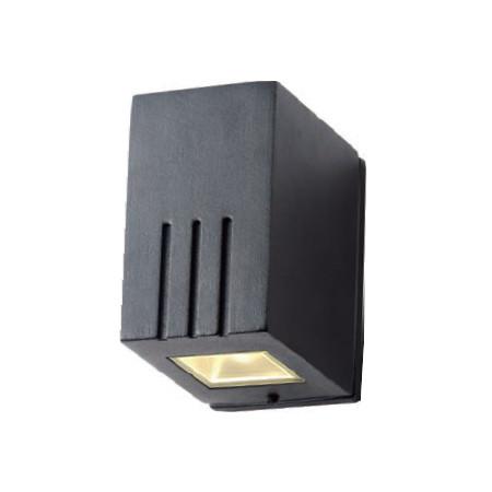Фасадный светодиодный светильник 1*3 Вт.