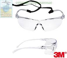 Захисні окуляри TORA 3M-OO-TORA-01 T