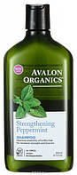 Шампунь укрепляющий «Мята» * Avalon Organics (США)*