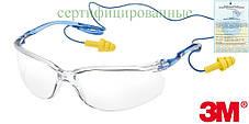 Захисні окуляри 3M-OO-TORA-CCS T