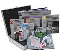 Цифровая фотография. Инструменты мастера (комплект в чемоданчике: 6 книг, DVD-ROM с мастер-классом Майкла Фримана) + подарок: Битва полов