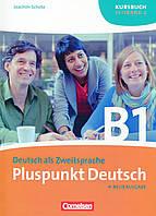 Pluspunkt Deutsch B1. Kursbuch Teilband 2. Neue Ausgabe