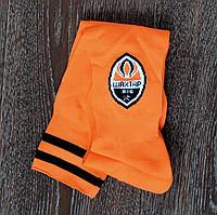 Футбольные гетры Шахтер оранжевые