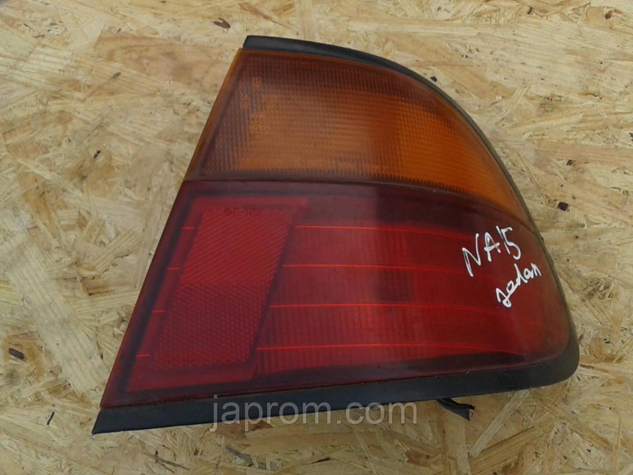 Фонарь стоп задний правый Nissan Almera N15 1995-2000г.в. седан