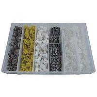 Набор пластиковых клипс для автомобилей RENAULT 300 шт.