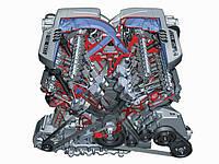 Ремонт ДВС Volkswagen, Audi, Skoda, Seat