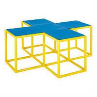 Набор складной детской мебели Gigo Стол (T121)
