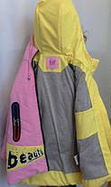 Куртка парка для девочек, фото 3