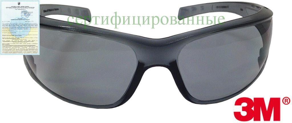 Очки защитные 3M-OO-VIRTUA S