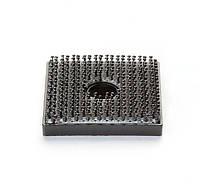 Пластина HPX DUOTECK, под шуруп 2x32x3 мм, черная