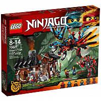 Конструктор LEGO Ninjago Кузница Дракона (70627)