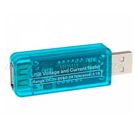 USB тестер напряжения и тока (вольтметр, амперметр), фото 2