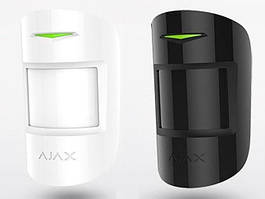 Беспроводной датчик движения Ajax MotionProtect