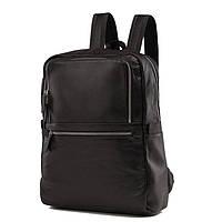 Рюкзак кожаный TIDING BAG M921A Чёрный