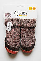 """Носки с подошвой с тормозками """"Bbross"""", микс цветов, 16-17"""
