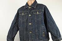 Джинсовая куртка NEXT возраст 7-8 лет рост 128 см
