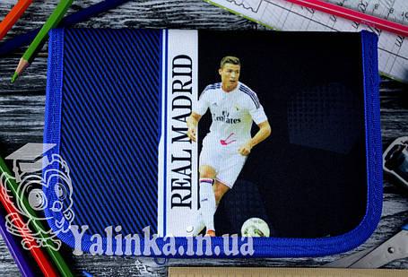 Пенал школьный с наполнением Real Madrid 930398, фото 2