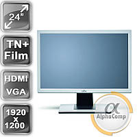 "Монитор 24"" Fujitsu B24W-5 (TN/16:10/VGA/DVI/) class A БУ"