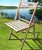 Пикник стул раскладной Микс-мебель 430х400х830 мм