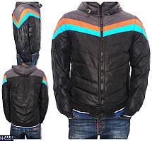 """Куртка подростковая на мальчика (140;146;152;158;164) """"Octosem"""" - купить оптом со склада 2P/NS-1018"""