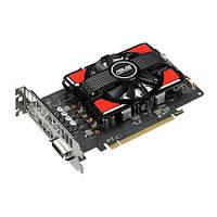 Asus Radeon RX 550 4GB GDDR5 (128bit) (1183/7000) (DVI, HDMI, DisplayPort) (RX550-4G)