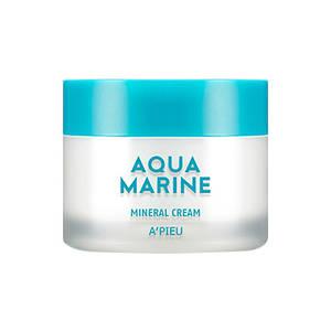 Увлажняющий минеральный крем с морской водой A'PIEU Aqua Marine Mineral Cream, 50 мл