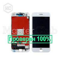 Дисплей для APPLE iPhone 7 с белым тачскрином оригинал (TW)