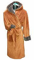 Мужской банный халат,махра Турция