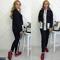 """Спортивный костюм женский (52-54;54-56) """"PUDRA"""" - купить оптом со склада 2P/NR-5001"""