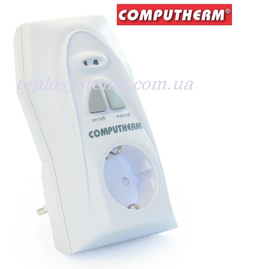 COMPUTHERM Q2 RX розетка для передачи радиочастотного сигнала переключения