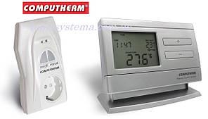 COMPUTHERM Q1 RX розетка для управления радиочастотним термостатом, фото 2