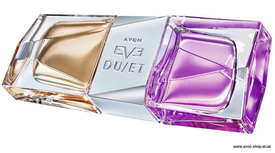 Avon Eve Duet женская парфюмерная вода (Эйвон Еве Дуэт)
