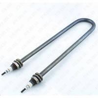 ТЭН для нагрева воды U-образный 140 см / Ø13 мм / 4 кВт / штуцер М20 (углерод. сталь) витковый