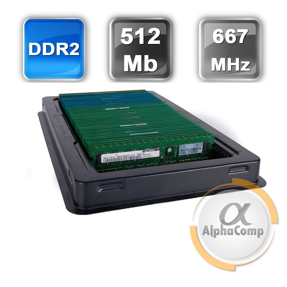 Модуль памяти DDR2 512Mb БУ