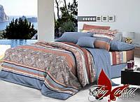 Евро комплект постельного белья  R110157