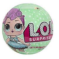 Кукла сюрприз LOL Surprise 1 штука
