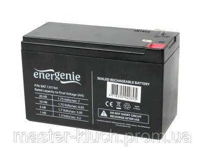 Аккумулятор Gembird EnerGenie BAT-12V7AH