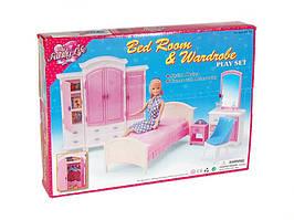 """Мебель """"Gloria"""" 24014 спальня и гардероб"""