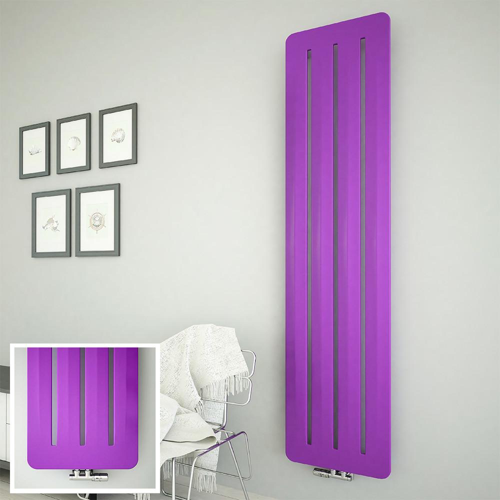 Дизайнерские радиаторы TERMA Aero Vertical, фото 1