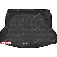 Пластиковый коврик в багажник для Nissan X-Trail (T32) 2015-
