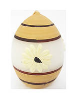 Свеча яйцо пасхальное 45х65 мм.
