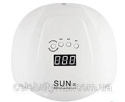 Лампа для ногтей SUN  X  UV/LED, 54 Вт