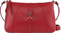 Превосходная из натуральной кожи женская сумка Issa Hara Анита (15-00), красный
