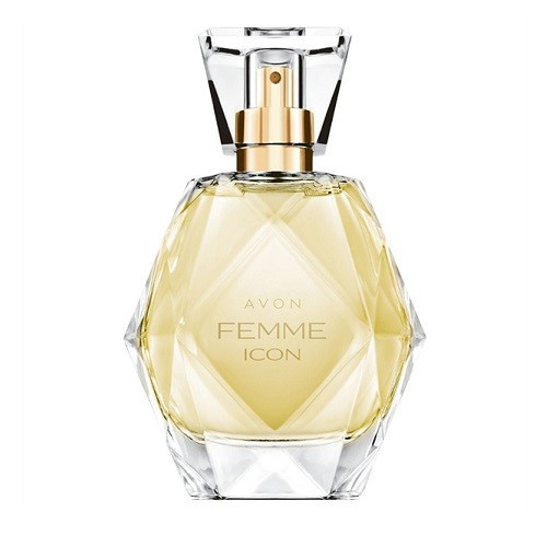 Avon Femme Icon 50 ml женская парфюмерная вода (Эйвон Фем Икон)
